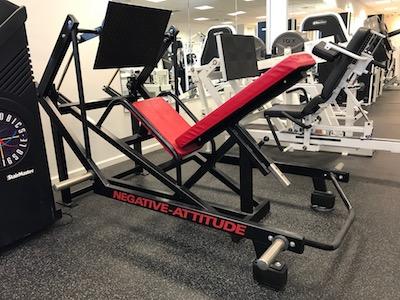 Leg Press For Sale >> Vertex Fitness Negative Attitude Leg Press For Sale Vertex