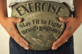 Pregnant Women Can Workout