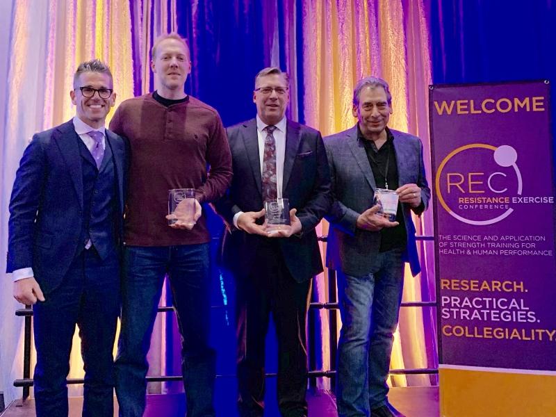 REC Award Winner 2019
