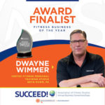 SUCCEED Award Business of The Year Dwayne Fitness Business of the Year Award