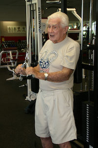 Seniors Can Benefit From Strength Training