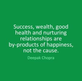 Success in Wealth and Health