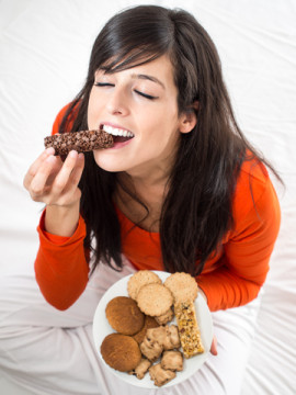 Naughty Food Cravings: Indulge, Ignore or Redirect