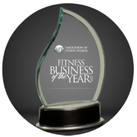 fitness business of the year award