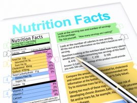 New Nutrition Facts Label